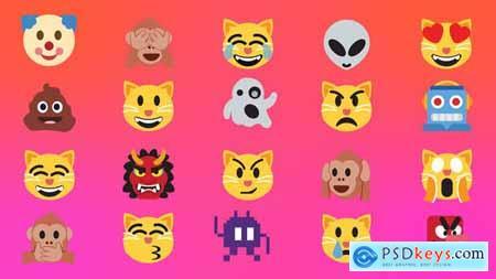 Animated Emoji Pack v4.0 30780801