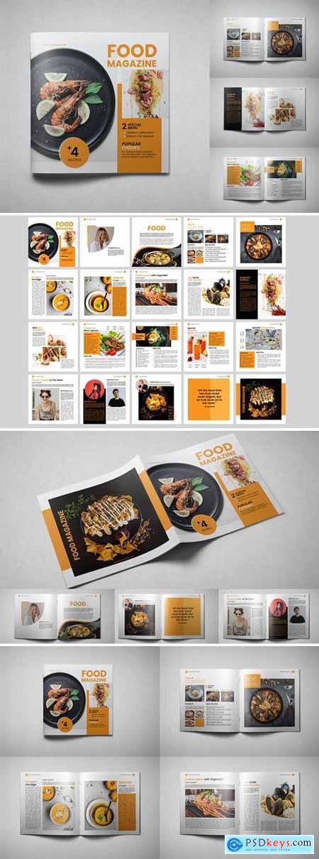 Square Food Magazine