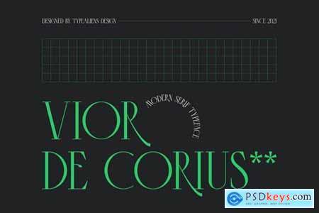 Vior de Corius 6213598