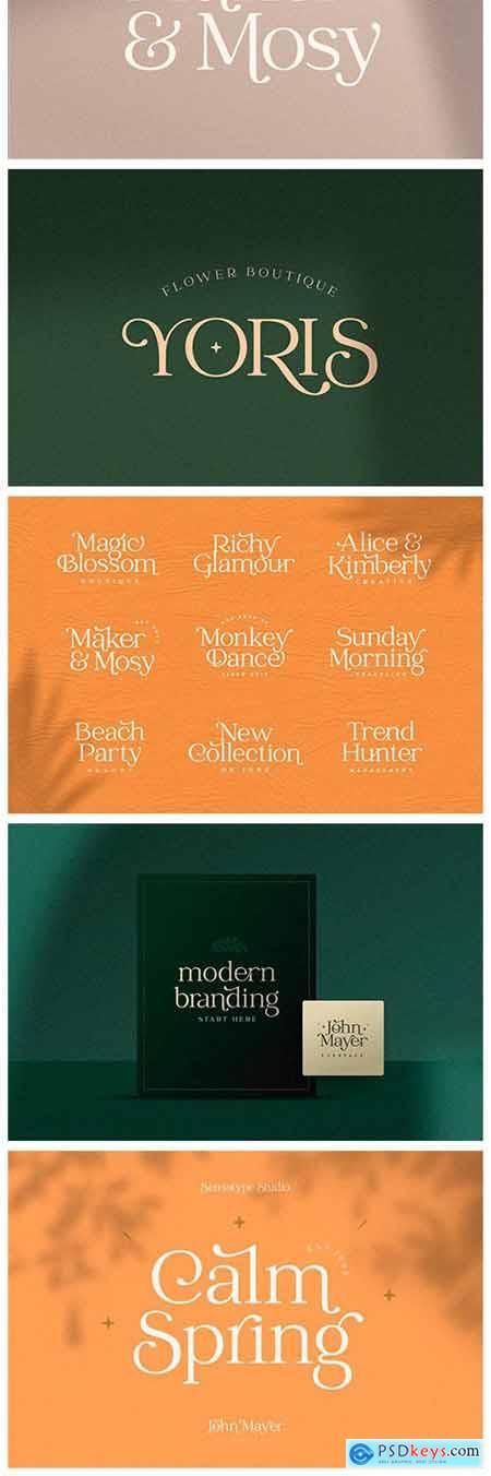 Catchy Mager - Fancy Ligature Font 4901368