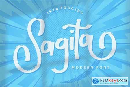 Sagita Modern Font