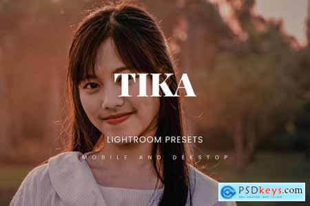 Tika Lightroom Presets Dekstop and Mobile