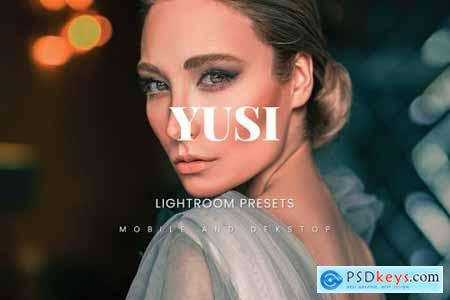 Yusi Lightroom Presets Dekstop and Mobile