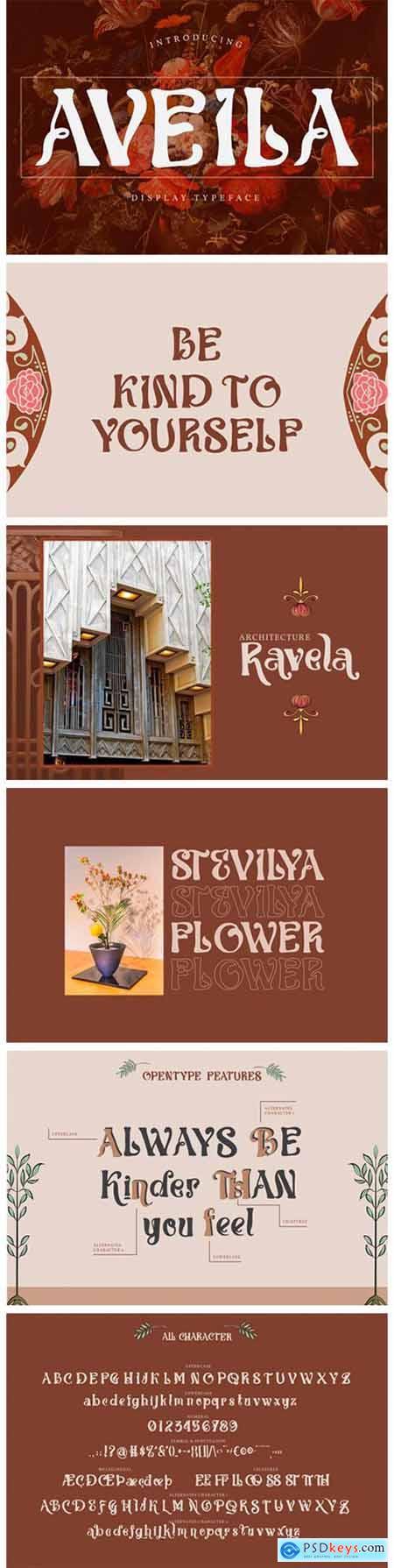 Aveila Font