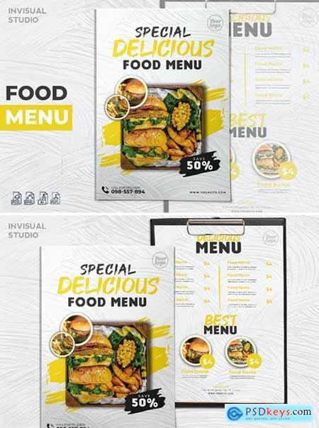 Burger - Food Menu
