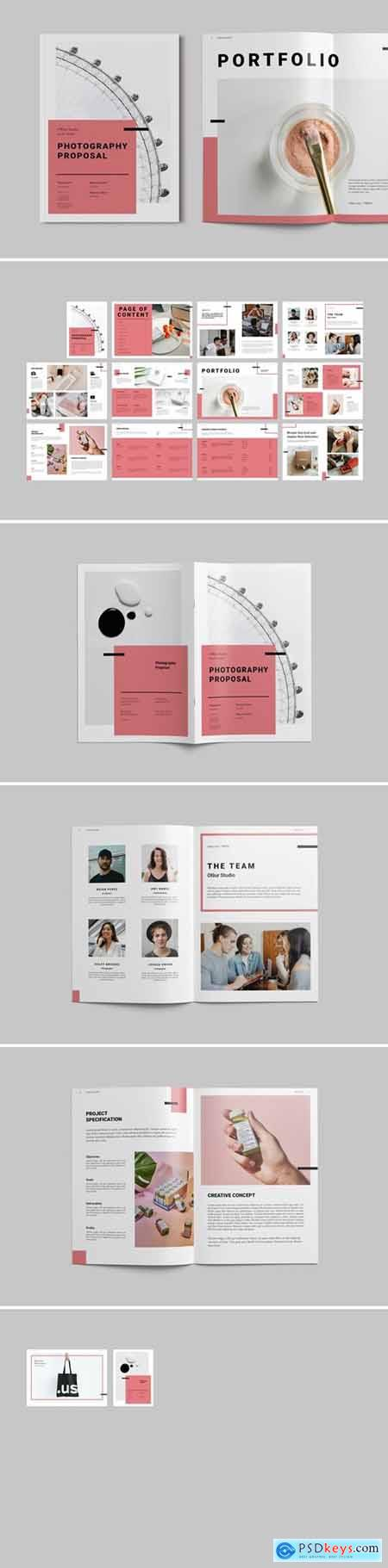Photography Proposal Template NCPWRWQ
