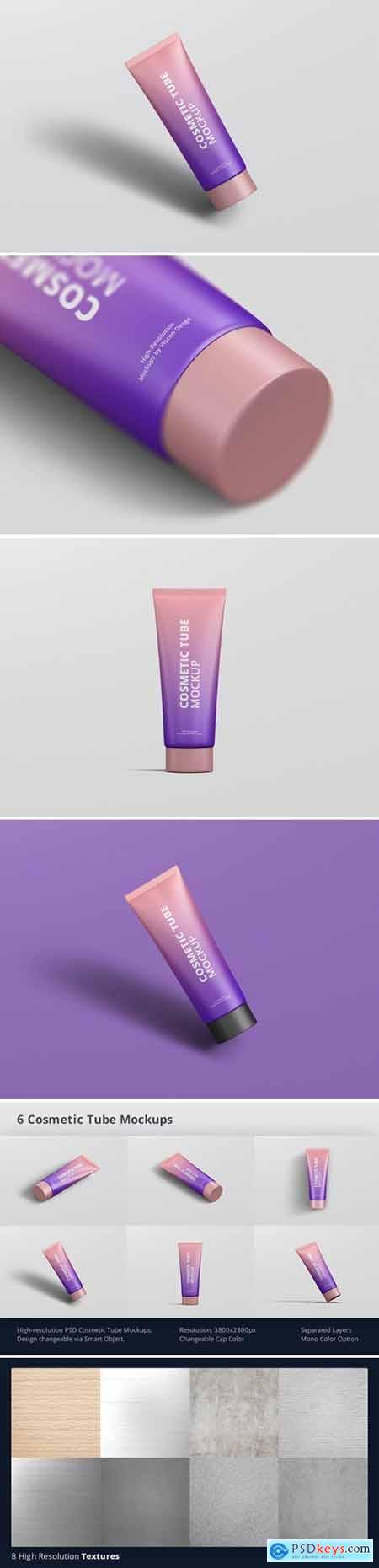 Cosmetic Tube Mockup 32580548