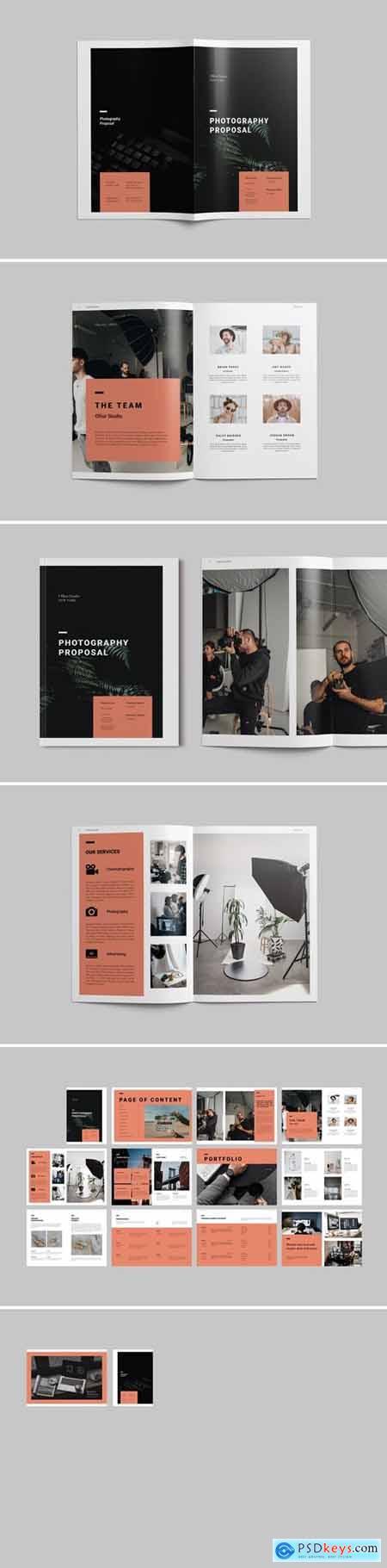 Photography Proposal Template 9MDKAEM