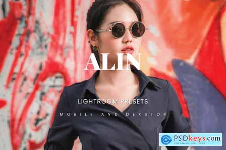 Alin Lightroom Presets Dekstop and Mobile