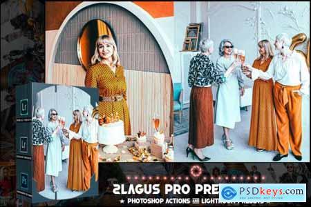 PRO Presets - V 79 - Photoshop & Lightroom