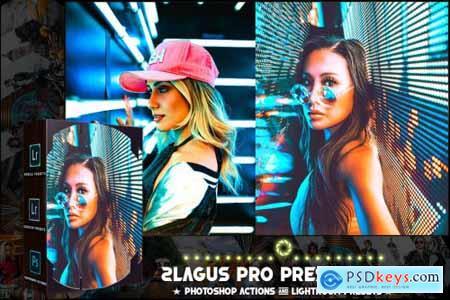 PRO Presets - V 83 - Photoshop & Lightroom