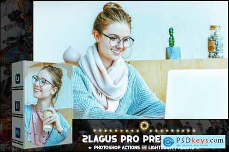 PRO Presets - V 86 - Photoshop & Lightroom