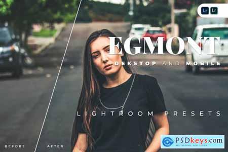 Egmont Desktop and Mobile Lightroom Preset