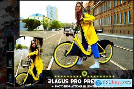 PRO Presets - V 89 - Photoshop & Lightroom