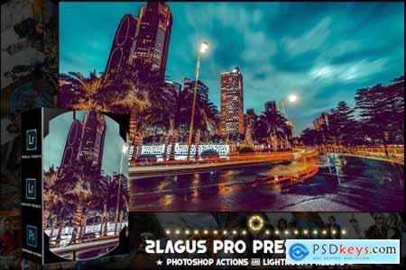 PRO Presets - V 88 - Photoshop & Lightroom