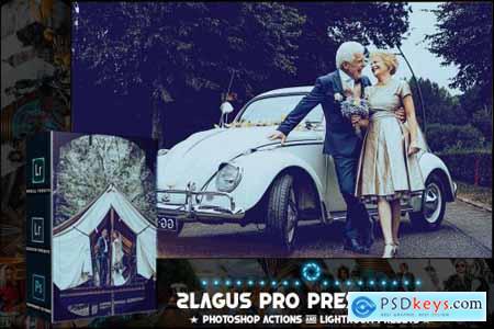 PRO Presets - V 90 - Photoshop & Lightroom