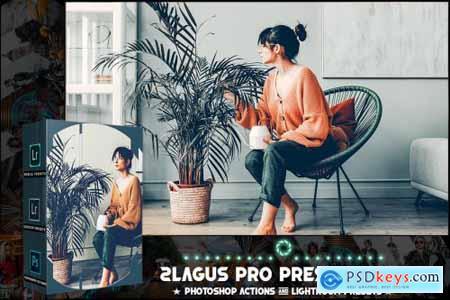 PRO Presets - V 80 - Photoshop & Lightroom