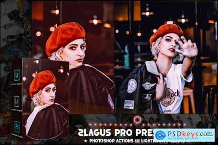 PRO Presets - V 82 - Photoshop & Lightroom