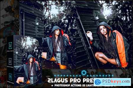 PRO Presets - V 84 - Photoshop & Lightroom