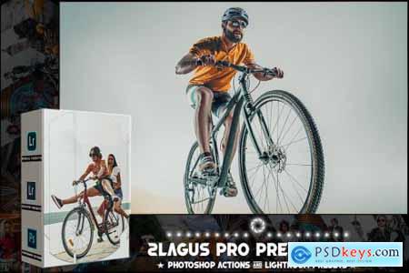 PRO Presets - V 87 - Photoshop & Lightroom
