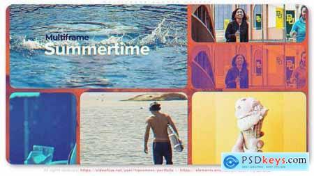 Multiframe Summer Opener 32694390