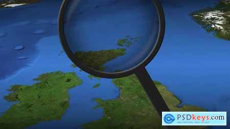 Glasgow City Being Found on the Map 32694667
