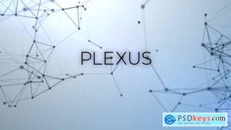 Dark Plexus Background Loop 32694230