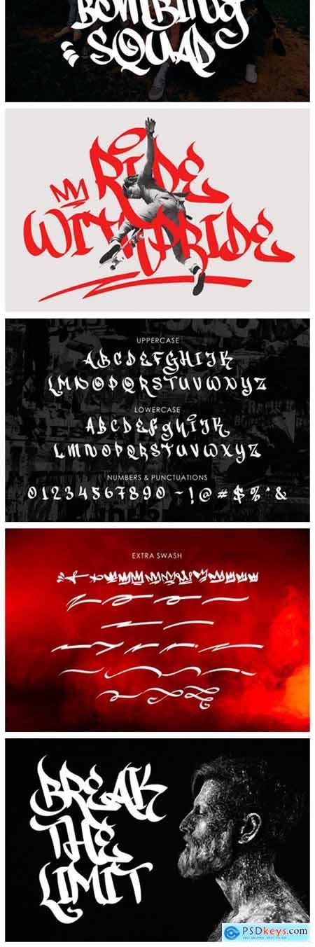 Greatboyz Font