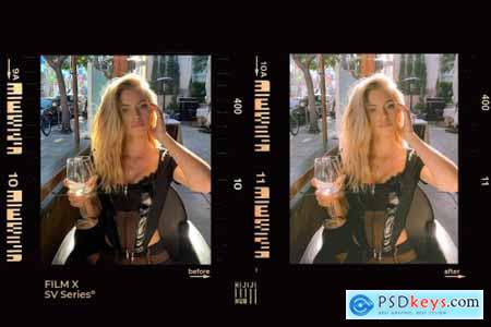 Film X SV-Series Lightroom Presets 6150964