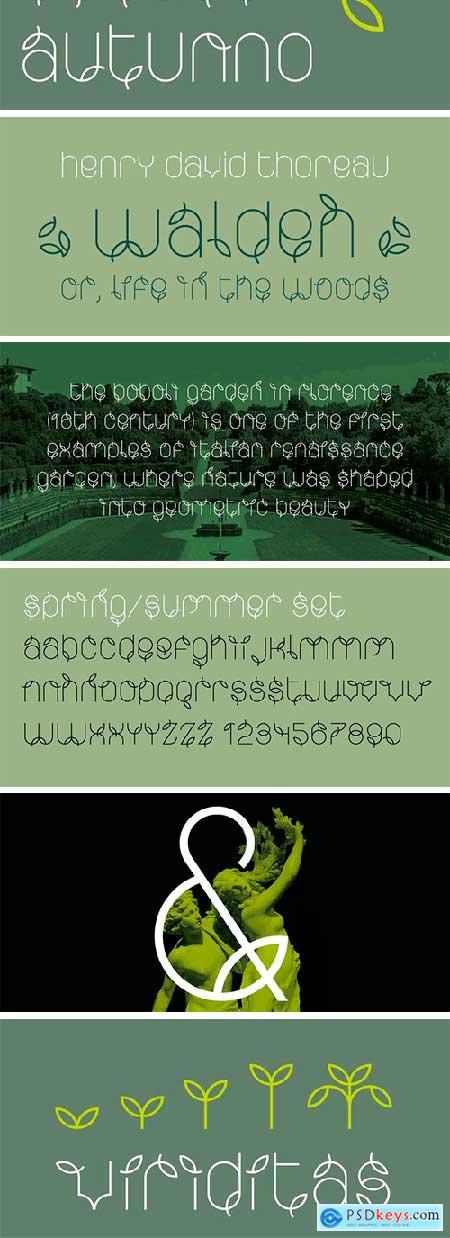 Boboli Font