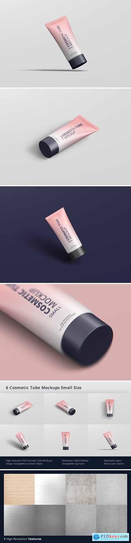 Cosmetic Tube Mockup Small 32614006