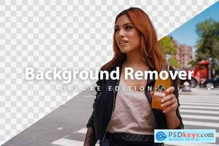 Background Remover Action - Deluxe Edition