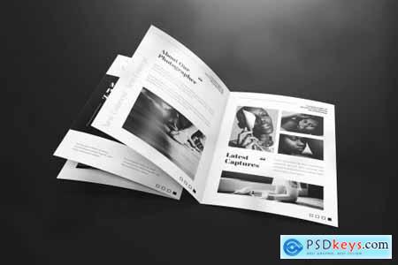 Modaern - Bifold Brochure