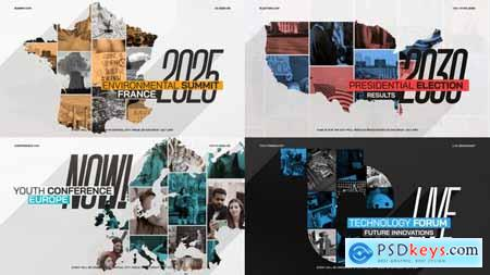 MAP Collage Logo Intro 31861013