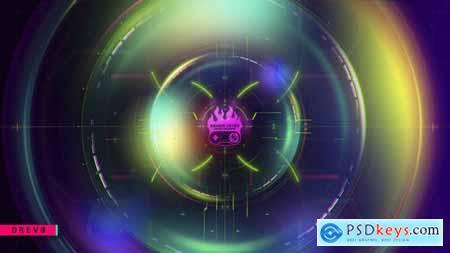 Gamer Logo Twich Streamer CS GO Playstation Youtube Blogger Opening Hi-Tech Zone Cyber Sport 32773572
