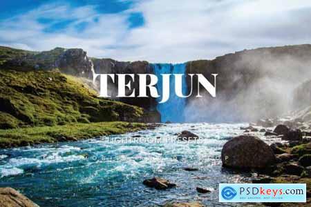 Terjun Lightroom Presets Dekstop and Mobile
