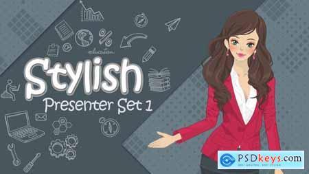Stylish Presenter Set 1 32806476