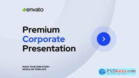 Business Corporate Presentation 32813498
