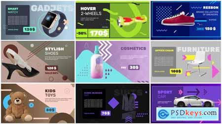 Shop-Sales Commercials Bundle 22670136