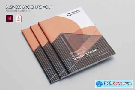 Business Brochure Vol.1