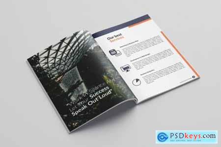 Business Brochure Vol.3