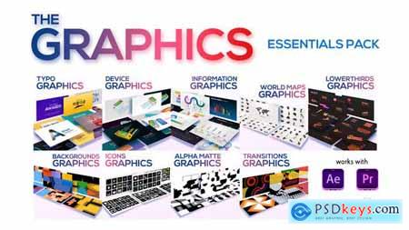 The Graphics Essentials Pack 23452149