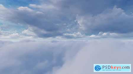 Fly Above Clouds Loopabe 32936635