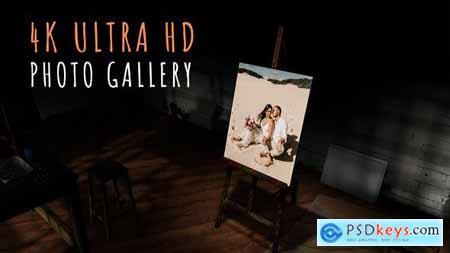 Wedding Photo Gallery in an Art Studio 32880089