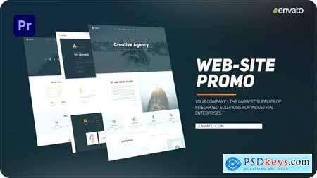Web-Site Promo for Premiere Pro 32880137