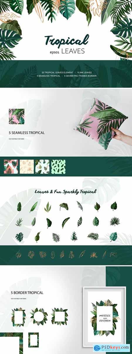 Tropical Leaves Eps 1
