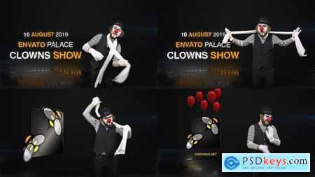 Clown Logo 4 25079384