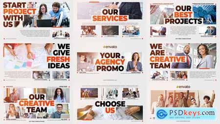 Business Agency Promo - Creative Team 32967846