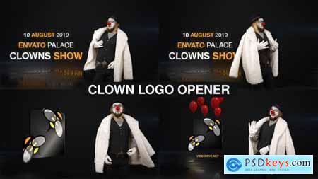 Clown Logo 3 25079164