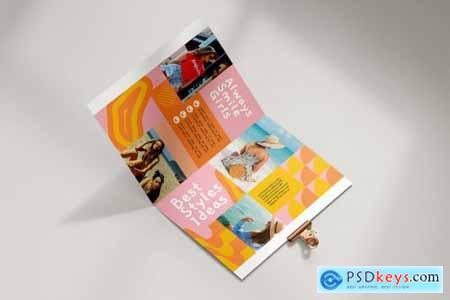 Brochure Bifold Best Styles Fashion